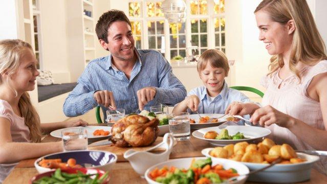 Pour les repas familiaux quick and good !