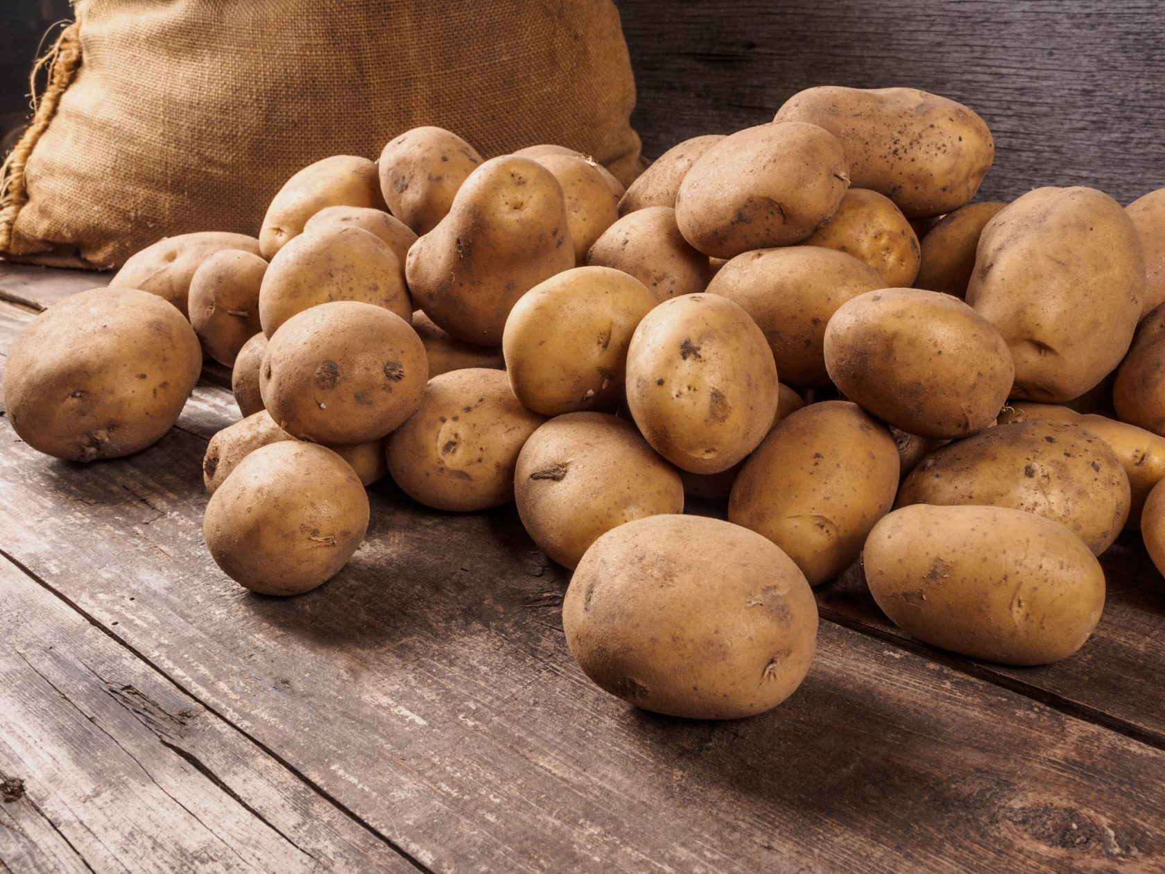 Bien conserver vos pommes de terre !