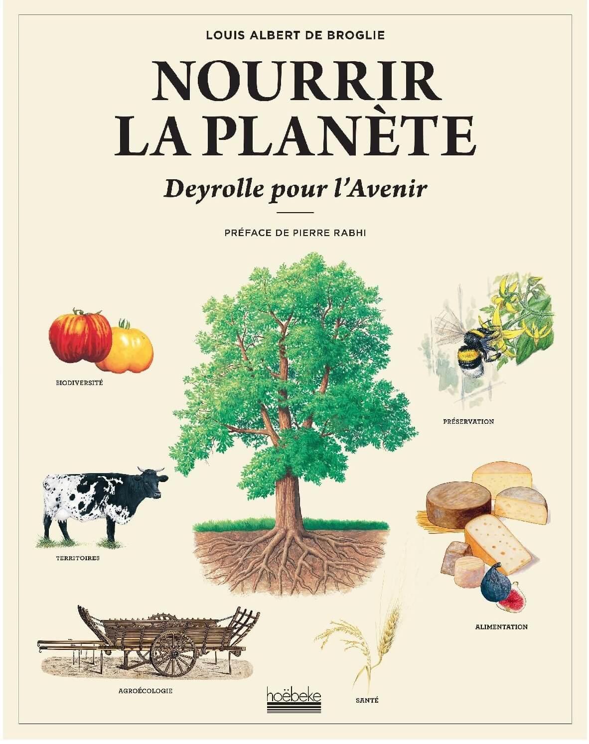 Petite contribution à l'écriture du livre «Nourrir la planète» (Deyrolle pour l'avenir)