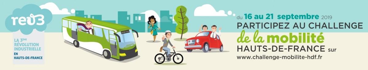 Chalenge de la mobilité : Canler participe !
